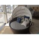 chaise concha com toldo